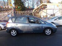 Toyota Corolla Verso 2.0 D-4D T3 5dr FANTASTIC VALUE BUILT TO LAST