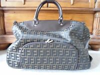 Luggage Bag on Wheels, Great Condition & Hardly Used!