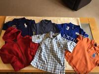 Boys Age 3 bundles polo Ralph Lauren