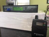 Sennheiser EW300 G2 IEM kit