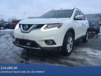 2014 NISSAN Rogue AWD SV, GPS, TOIT OUVRANT