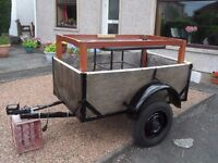 Trailer for sale 5ft x 3ft