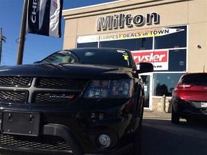 2016 Dodge Journey SXT BLACKTOP PKG V6 7 PASS Oakville / Halton Region Toronto (GTA) image 20