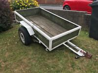 Trailer approx. 6ft x 3ft