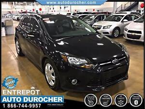 2014 Ford Focus SE TOUT ÉQUIPÉ SIÈGES CHAUFFANTS BLUETOOTH