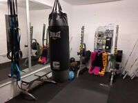 Personal Training / Gym Equipment & Studio (£70/w Incl. bills, Wifi). View List, open to offers