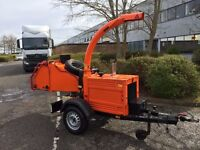 Timberwolf 150DHB (2008) Wood Chipper for SALE