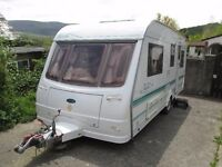 For sale is our 5 berth touring caravan comes's all ready to use