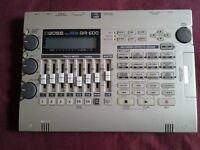 BOSS BR600 8 TRACK DIGITAL RECORDER
