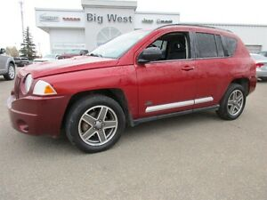 2009 Jeep Compass ROCKY MOUNTAIN EDITION / SUNROOF / AIR COND