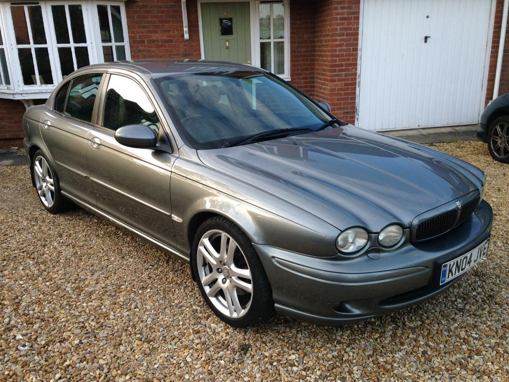 2004 jaguar x type 2 5 v6 se auto perfect in every way