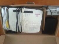 plusnet technicolor tg582n router