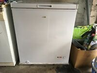 Logik chest freezer