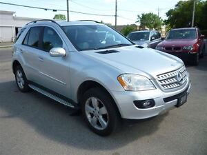 2006 Mercedes-Benz M-Class ML500 4MATIC/LEATHER/SUNROOF/ALLOYS