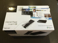 NEW and UNUSED - Sony Internet Player Google TV - NSZ-GS7