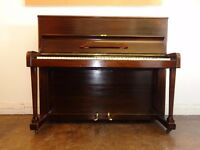 WH Barnes upright piano-Repolished and rebuilt