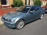 Bmw 316 I se 1.8 2002 10 months mot, 123k, drives great,