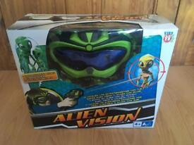Alien vision infrared game - new