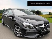 Mercedes-Benz A Class A 200 AMG LINE PREMIUM (black) 2017-11-30