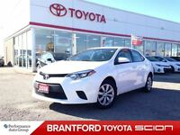 2014 Toyota Corolla LE Check out the Video, 90 Days No Payments