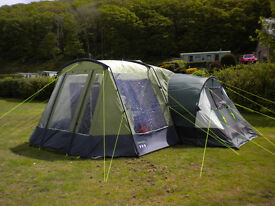6-Man Tent Package - great starter kit, includes all you need to go camping!