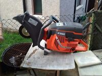 Husqvarna K1260 Stihl saw disc cutter.