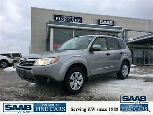 2010 Subaru Forester 2.5 X Sport Power PKG Heated seats Kitchener / Waterloo Kitchener Area image 1