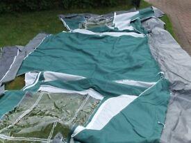 dorema highlander size 2 motorhome awning
