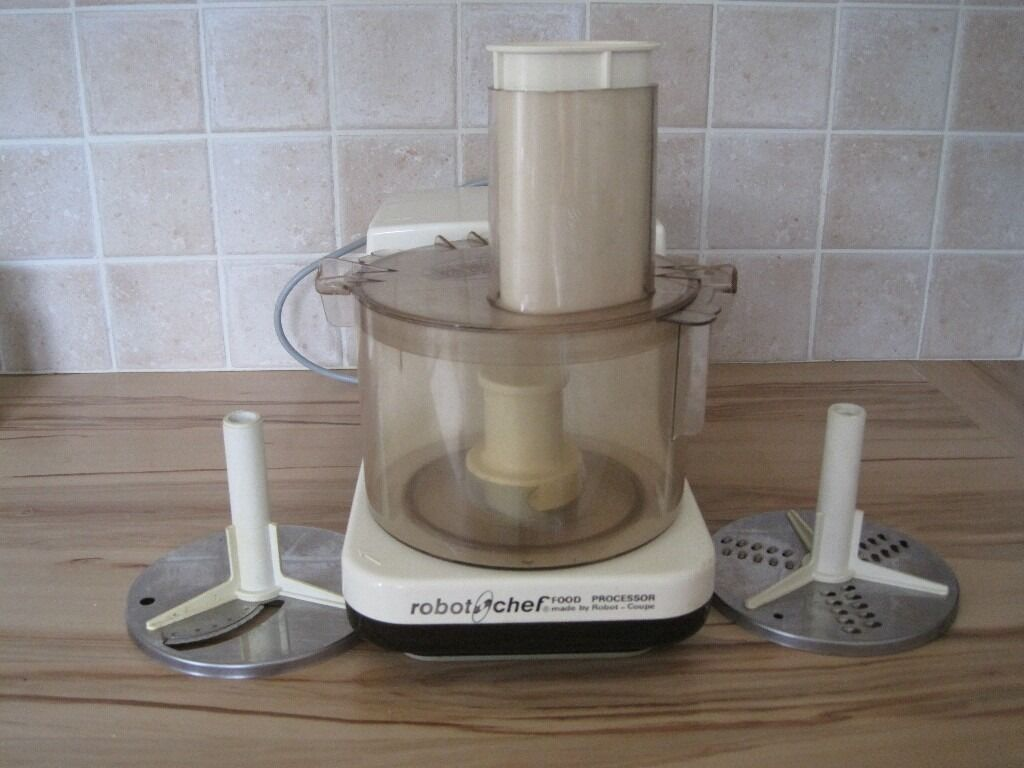 robot chef food processor in swindon wiltshire gumtree. Black Bedroom Furniture Sets. Home Design Ideas