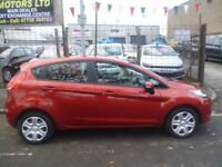 Great looking Ford FIESTA Style Plus,5 door hatchback,full MOT,FSH,2 previous owners,2 keys,only 58k