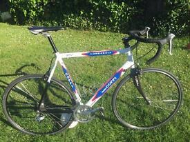 Road Bike 60cm Fausto Coppi Lombardia 9 Speed Tiagra
