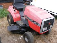 MASSEY- FERGUSON 30-15 RIDE ON LAWN MOWER GARDEN TRACTOR**Spares or repairs