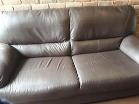 Free 3 seater and two seater sofa to take away.