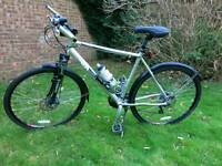 Discovery Dawes 401 Touring hybrid Used twice X Large frame (Scott Giant Specialised Gt)