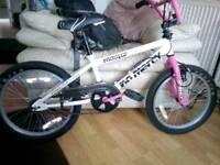 No mercy rooster girls bike