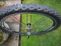 AIRLINE 1 PLUS - RIM FRONT WHEEL WITH DISC