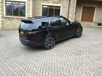 Land Rover Discovery 7 seater 2017 Black AUTOMATIC