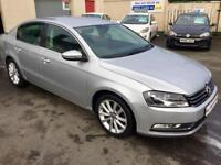 Sep 2014 Volkswagen Passat EXECUTIVE TDI BMT (ONLY 50,000 MILES) *Drive away from £58 a week*