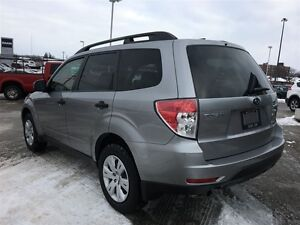 2010 Subaru Forester 2.5 X Sport Power PKG Heated seats Kitchener / Waterloo Kitchener Area image 4