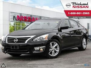 2015 Nissan Altima 2.5 SV/HTD SEATS/ SUNROOF/REMOTE START/CAMERA