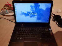 Sony viao laptop touch screen