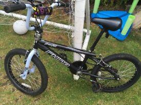 """BMX bike Rhino 18"""" frame"""