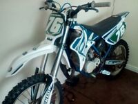2006 yz 85cc big wheel model mint condition