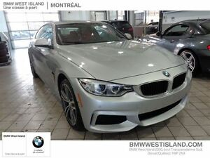 2016 BMW 435i xDrive PREMIUM PKG, M PERFORMANCE PKG
