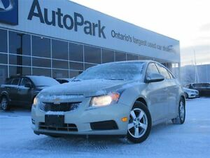 2014 Chevrolet Cruze 2LT| 6 Speed Manual| Heated Leather Interio