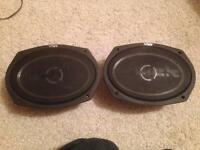 2x Vibe Slick 6x9 car speakers