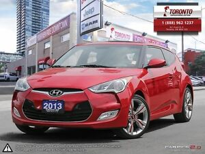 2013 Hyundai Veloster ***NAVIGATION***POWER SUNROOF***