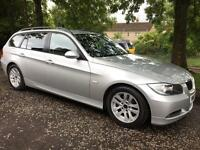 07 Reg BMW 320D SE TOURING(TURBO DIESEL)eg mondeo focus skoda astra golf A4 530 passat insignia golf