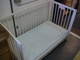 COT/FIRST BED at Haven Housing Trust's charity shop