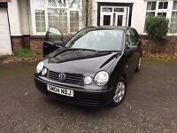 VW Polo 1.2 Twist (2004), 1 Previous Owner, Recent Service, Long MOT, Good tread on all tyres, AC